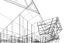 Architecture Building Linear V...