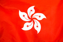 Flag Of Hong Kong. Flag Of Hon...