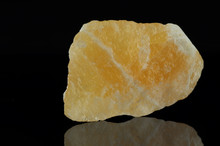 Natural Yellow Aragonite Chips...