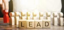 Man Puts A Leader At Head Of L...