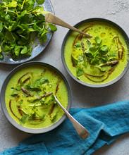 Delicious Spring Green Soup