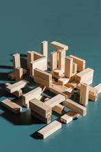 Wooden Blocks -different Type ...