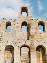 Odeon Of Herodes Atticus In At...