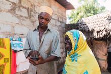 Elderly Zanzibari People. The ...
