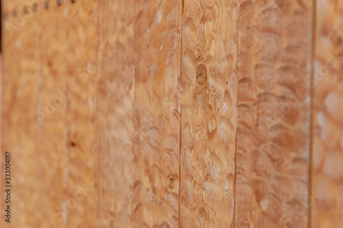 凸凹の木の板の壁材 Tapéta, Fotótapéta