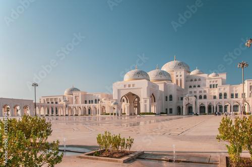 Fototapeta Qasr Al Watan, Presidential Palace