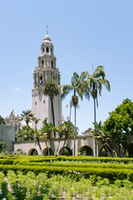 Beautiful Architecture In Balboa Park.