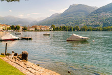 View Of The Bay At The Lugano ...