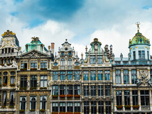 Brussels Grand Place, City Of ...