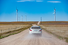 Wind Turbines In Colorado Agai...