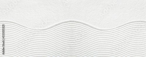 Obraz na plátně Sand pattern