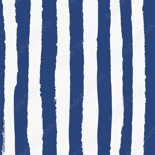 Foto Universal unisex dark navy blue nautical marine coastal seamless repeat pattern