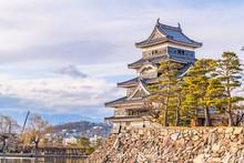 Japan, Shirakawago - Castle - Monkey