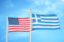 United States And Greece Two F...