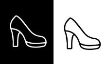 Women's Clothing Thin Line Ic...