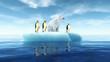 Penguins global warming