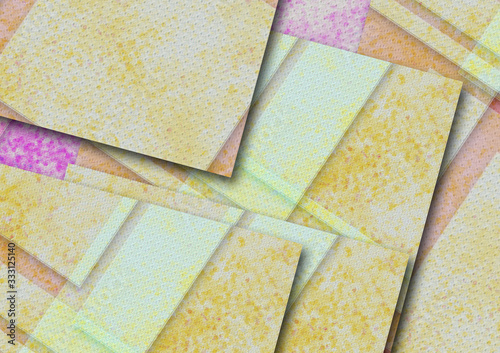Fototapety, obrazy: Abstract colorful background design.Pattern background design.Greeting card design and gift cards.