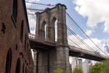 Fototapeta Nowy Jork - dumbo brooklyn