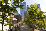Fototapeta Nowy Jork - high line park
