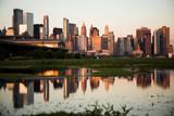 Fototapeta Nowy Jork - nowy jork panorama
