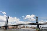 Fototapeta Nowy Jork - manhattan bridge