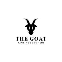 Creative Illustration Goat Log...
