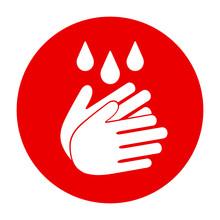 Mycie Rąk Ikona