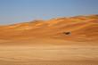 Wüste in den Vereinten arabischen Emirate.