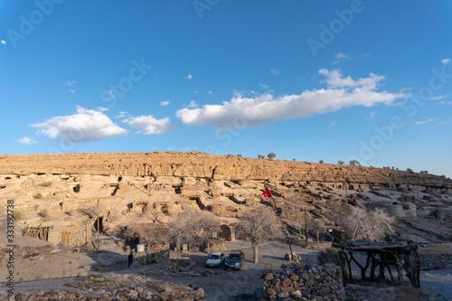maimand kerman village iran