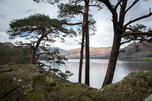 Ullswater And The Helvellyn Ra...