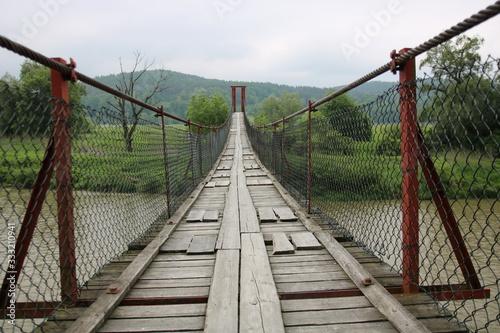 Photo Most wiszący