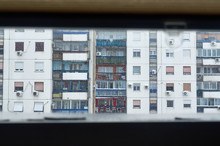 Apartments Exterior Seen From ...