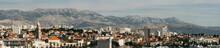 Split Croatia Panorama
