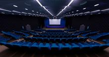 Auditorium Cinema Room Scene