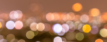 Bokeh Blurred Background City ...