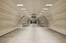 Underground Subway Station Hal...