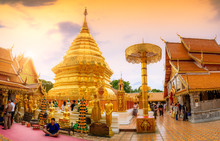 Wat Phra That Doi Suthep With ...