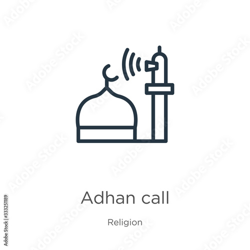 Photo Adhan call icon