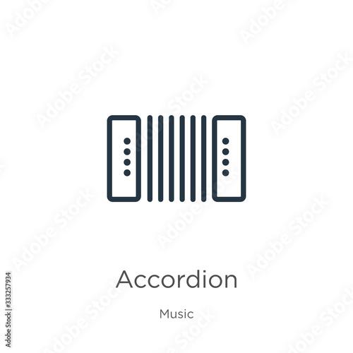Photo Accordion icon