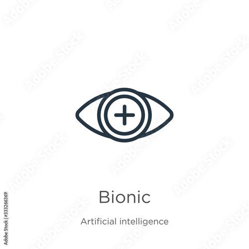 Photo Bionic icon