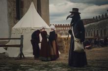 A Masquerade Historical Scene ...