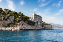 Sta View Of Oceanographic Inst...