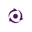 Infinity Loop Icon design - VECTOR