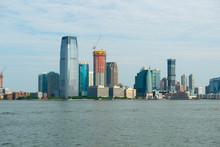Jersey City Modern Skyscrapers...