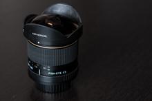 Isolated Fisheye Camera Lens