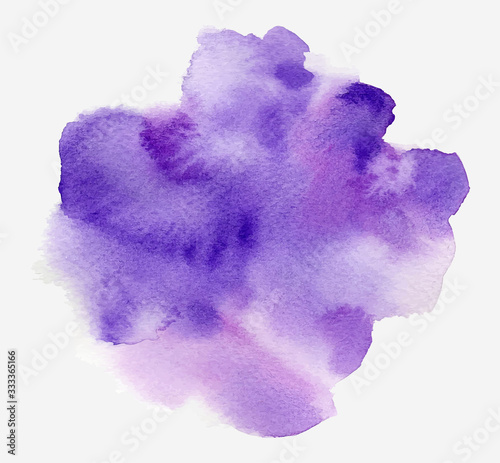 Photo Purple Watercolor Abstract Texture background, Stain, Alkali, Banner, Template,