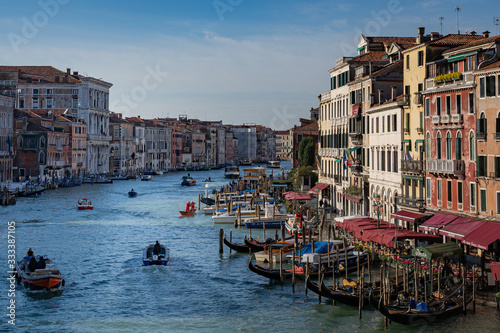Fototapety, obrazy: The beautiful Venice Italy