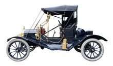 Vintage Ford Model T Automobile
