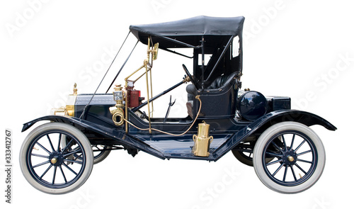 фотография Vintage Ford Model T Automobile