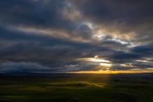 Sunrise Above Gordale Scar, Ma...